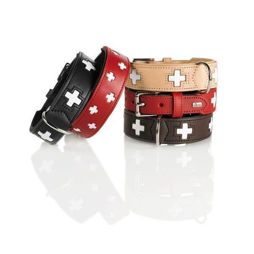 Hunter Hundehalsband Swiss