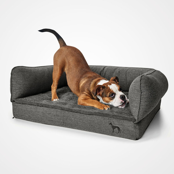 Hunter_orthopaedische_Hundesofa_Livingston_hund3
